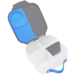 SZARY mini lunchbox Blue Slate
