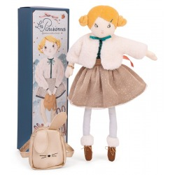EGLANTINE lalka szmacianka 37 cm