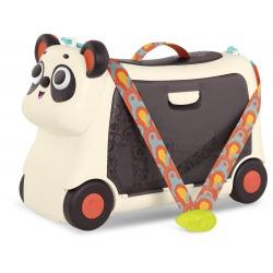 PANDA jeździk walizka Land of B.