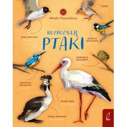 ROZPOZNAJĘ PTAKI Młodzi przyrodnicy książeczka dla dzieci