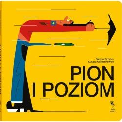 PION I POZIOM książeczka dla dzieci Bartosz Sztybor, Łukasz Golędzinowski