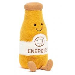 SOK ENERGETYZUJĄCY żółta przytulanka 20 cm Amuse