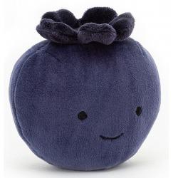 BORÓWKA przytulanka 10 cm Fabulous Blueberry