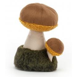 BOROWIK materiałowy grzybek Wild Nature 15 cm