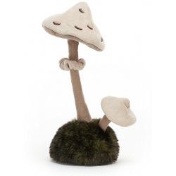 KANIA materiałowy grzybek Wild Nature 21 cm