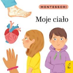 MOJE CIAŁO Montessori książeczka dla dzieci