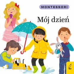 MÓJ DZIEŃ Montessori książeczka dla dzieci