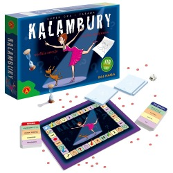 KALAMBURY gra towarzyska