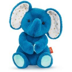 ELLIE BERRY niebieski pluszowy słonik Happy Hues