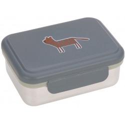 TYGRYS śniadaniówka ze stali nierdzewnej lunchbox Safari