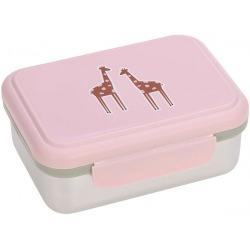 ŻYRAFA śniadaniówka ze stali nierdzewnej lunchbox Safari