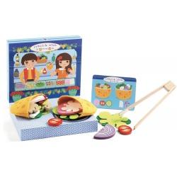 PITA zabawa w gotowanie Cyrus&Lena