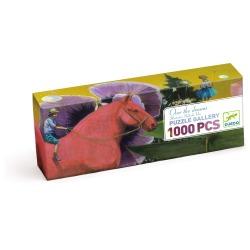 GDZIEŚ W SNACH puzzle tekturowe 1000 el.