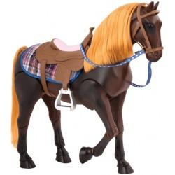 THOROUGHBRED duży koń 50 cm dla lalki