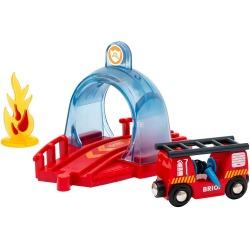 TUNEL ALARMOWY ze strażą pożarną Smart Tech