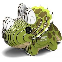 DINOZAUR TRICERA układanka przestrzenna 3D