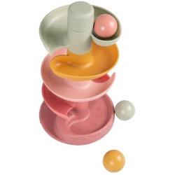 PINK kulodrom z piłeczkami