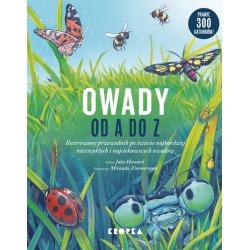 OWADY OD A DO Z książka Jules Howard