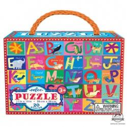 ALFABET puzzle 20 el.